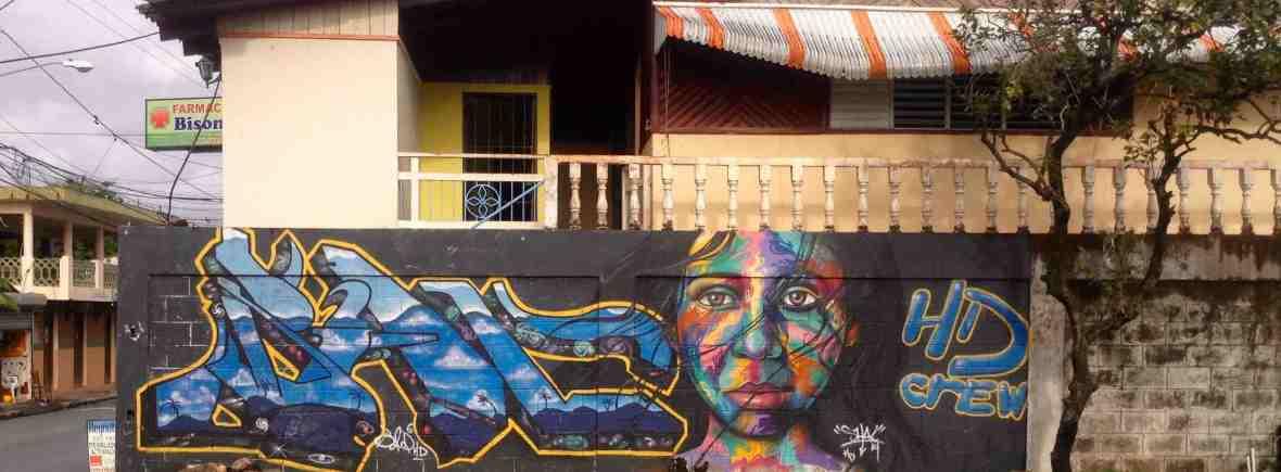 murales artesano arte hdcrew pueblo turismo guía mi río san juan maría trinidad sánchez república dominicana