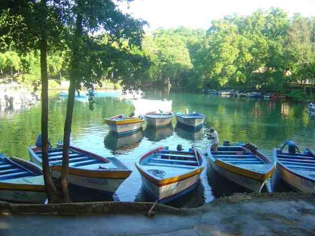 visitar laguna gri-gri pueblo turismo guía mi río san juan maría trinidad sánchez república dominicana